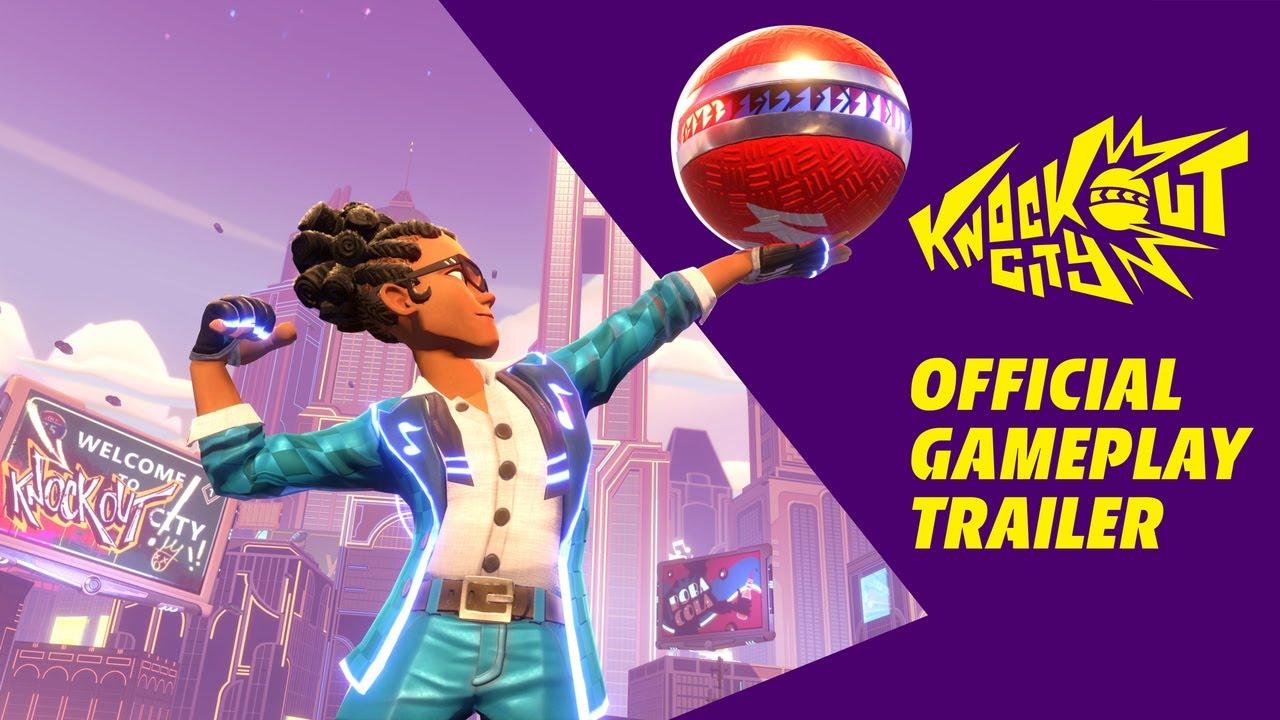 """EA e Velan Studios anunciam novo trailer """"Isso é Knockout City"""""""
