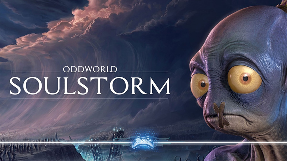 Oddworld: Soulstorm chega amanhã para PlayStation