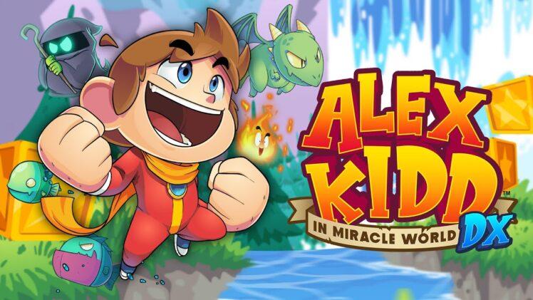 Alex Kidd in Miracle World DX   Remake estreia em 22 de junho nos consoles e PCs