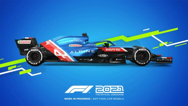 EA e Codemasters anunciam F1 2021!