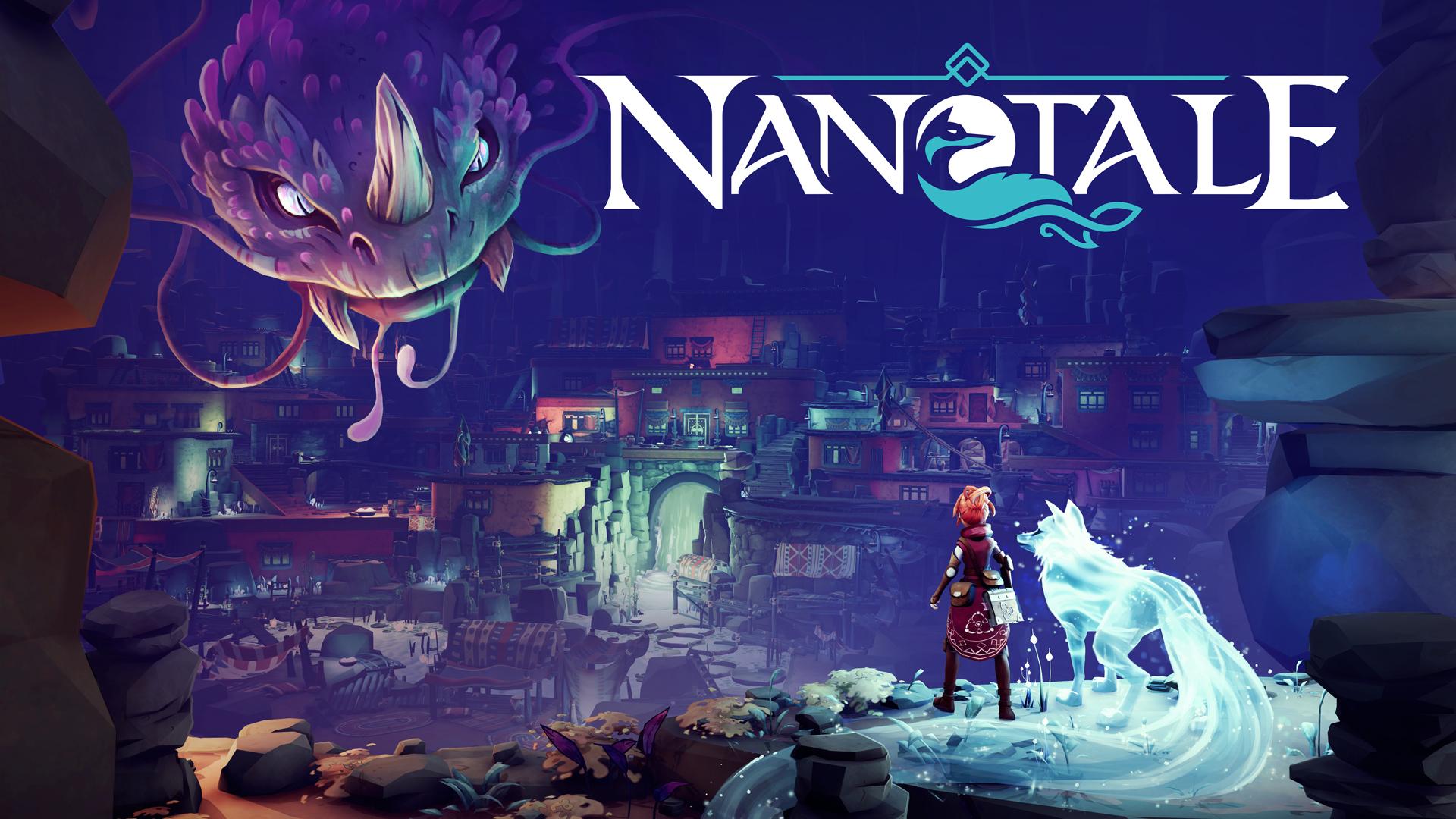 "Lançamento Nanotale: ""Typing Chronicles"""