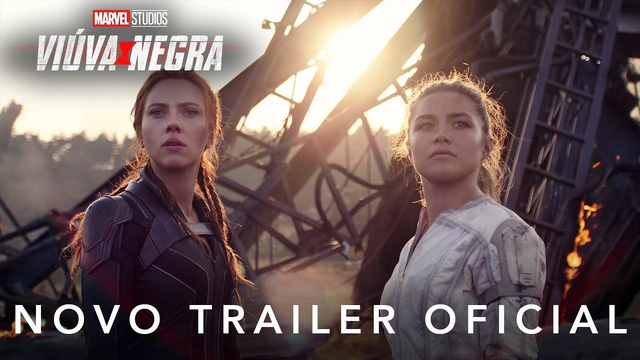 Trailer de Viúva Negra mostra o Treinador em ação.