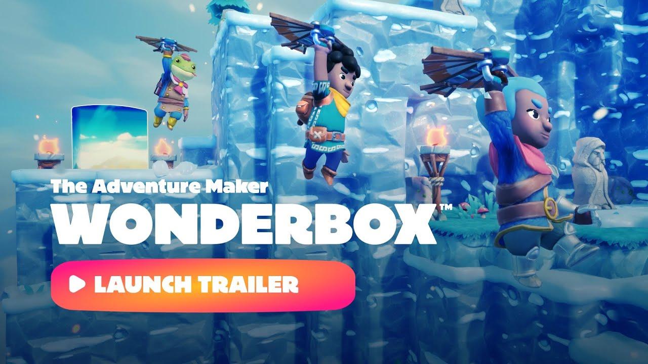 Wonderbox: The Adventure Maker está Disponível no Apple Arcade