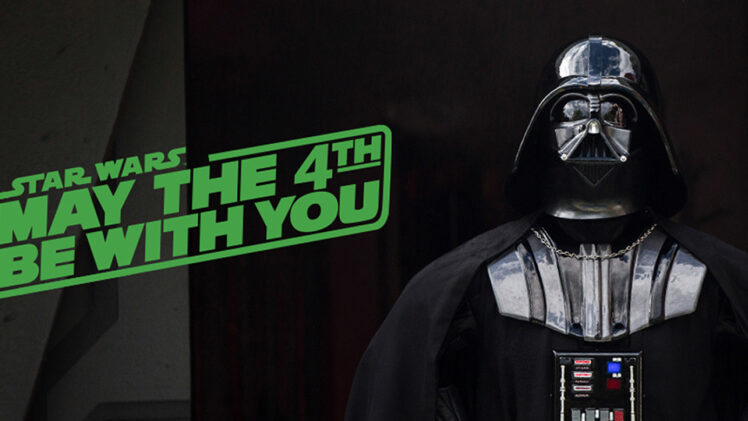 Star Wars Day | May the 4th be with you