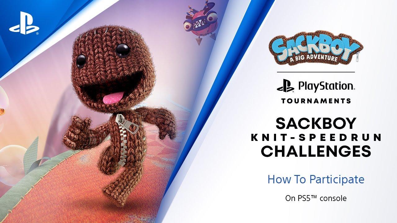 Sackboy: A Big Adventure | PlayStation anuncia torneio
