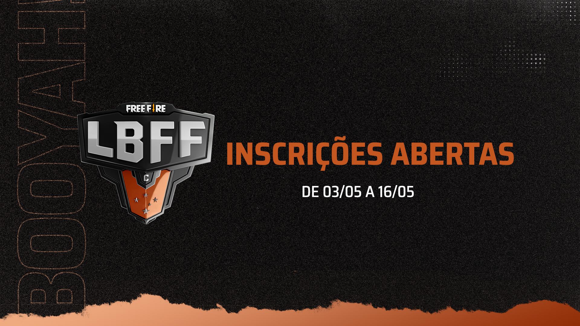 FreeFire | Inscrições para a Série C da LBFF começaram!