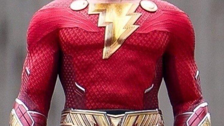Shazam! Novo uniforme do Herói surpreende positivamente
