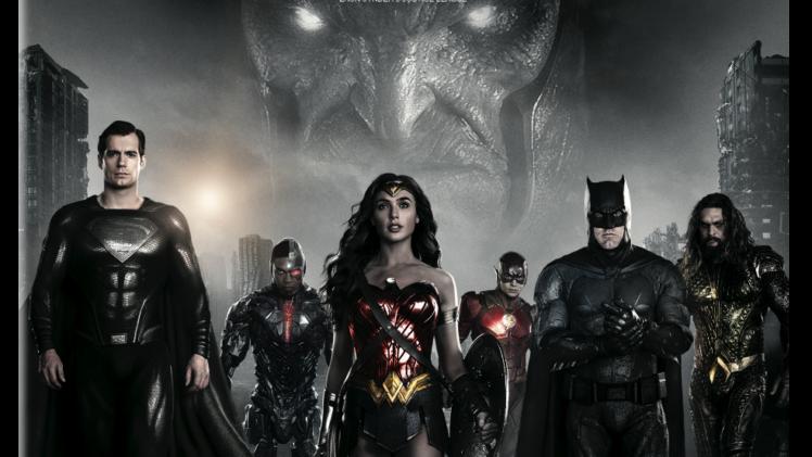 Liga da Justiça de Zack Snyder | Blu-ray chega ao Brasil em 16 de julho