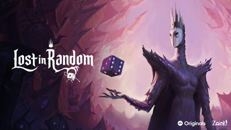 Lost In Random | Vivencie a história por trás da aventura de conto de fadas gótico