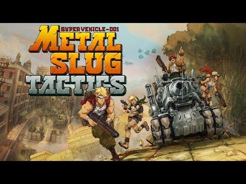Metal Slug Tactics   Dotemu e Leikir Studio levam os heróis da icônica franquia para uma nova linha de frente