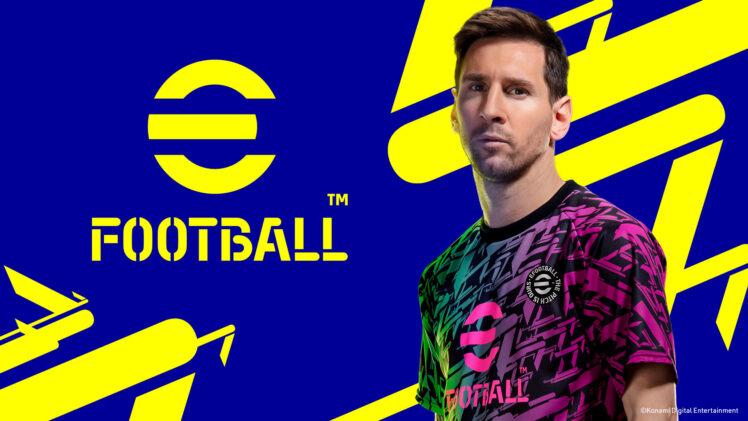 eFootball™   Novo PES será gratuito, com Unreal Engine e terá Lionel Messi e Neymar Jr. como embaixadores