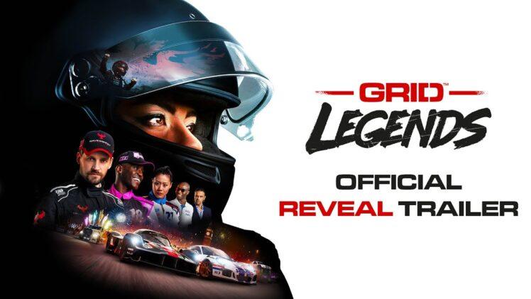 Grid Legends   Codemasters® e EA anunciam novo game de corrida!