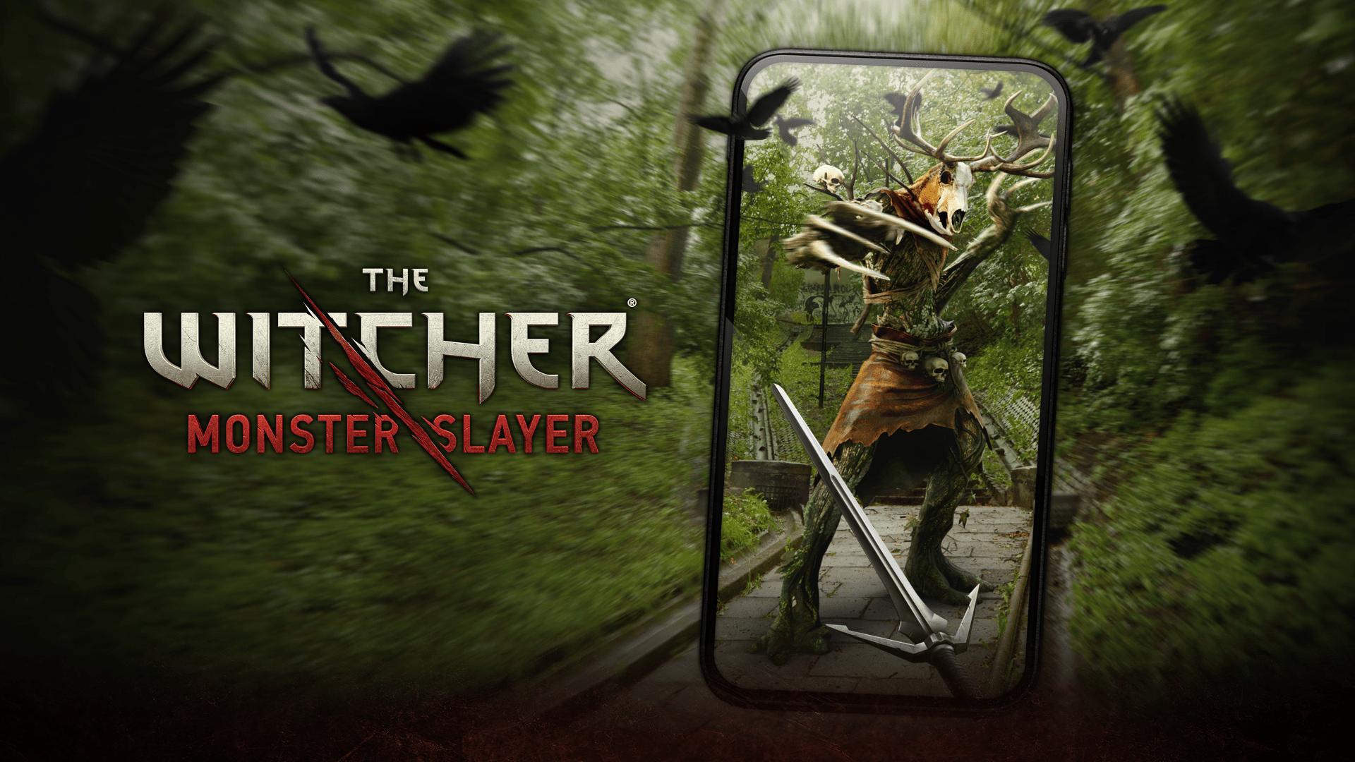 The Witcher: Monster Slayer inicia o evento da Grande Caçada