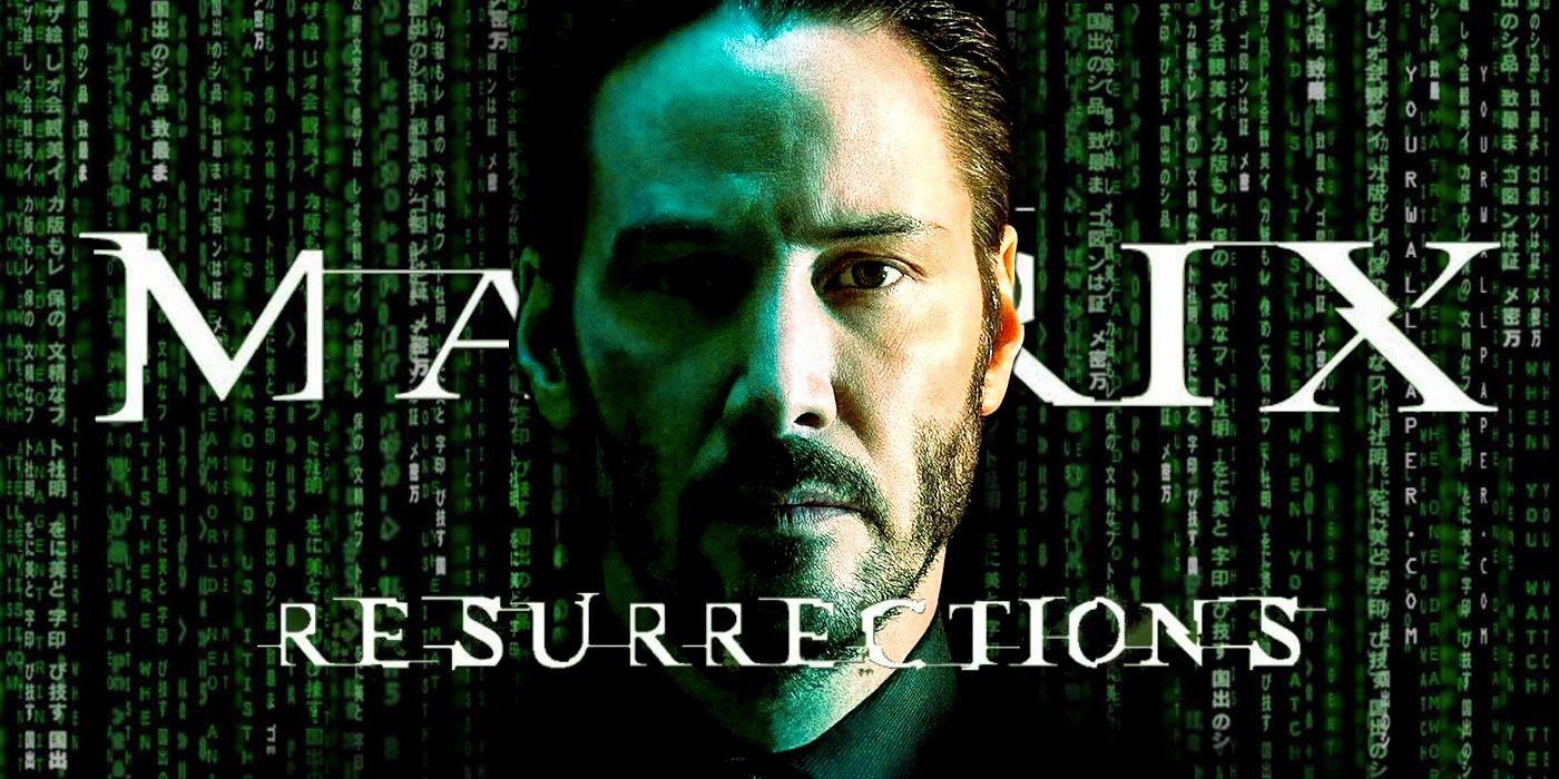Warner lança o trailer de Matrix Resurrections