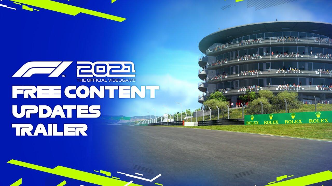 F1 2021 | Portimão já está disponível