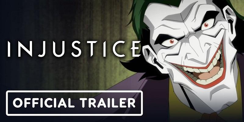 Surpresa do dia: Saiu o trailer da animação Injustice