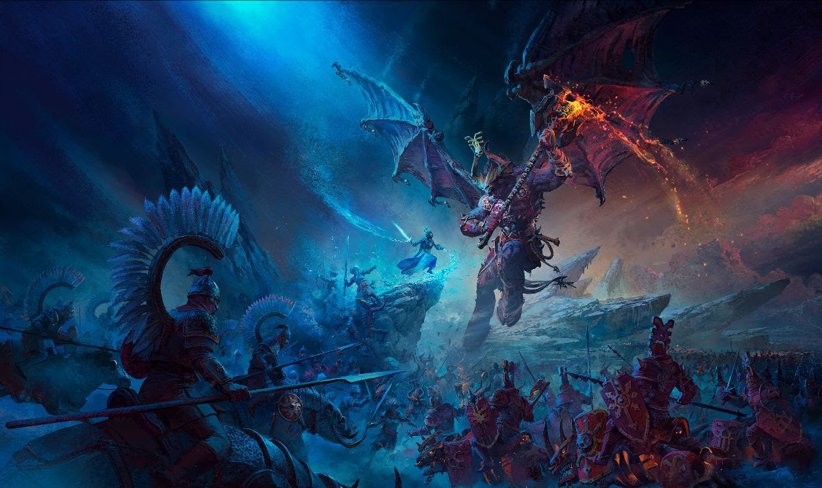 Total War: WARHAMMER III revela a Grande Cathay